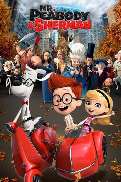 Best Family Movies of 2014 : Mr. Peabody & Sherman