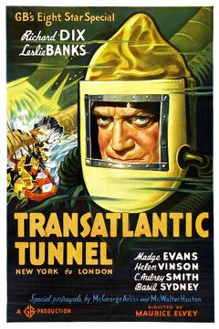 Best Science Fiction Movies of 1935 : The Tunnel