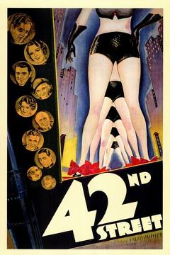 Best Comedy Movies of 1933 : 42nd Street