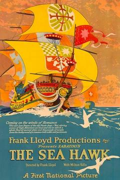 Best Adventure Movies of 1924 : The Sea Hawk