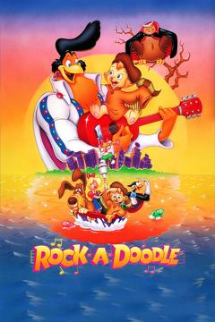 Best Music Movies of 1991 : Rock-A-Doodle
