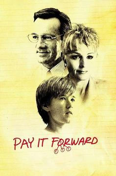 Best Comedy Movies of 2000 : Pay It Forward