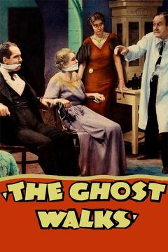 Best Horror Movies of 1934 : The Ghost Walks