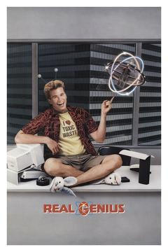 Best Comedy Movies of 1985 : Real Genius
