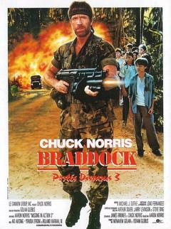 Best War Movies of 1988 : Braddock: Missing in Action III