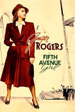 Best Comedy Movies of 1939 : 5th Ave Girl