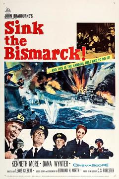 Best Action Movies of 1960 : Sink the Bismarck!