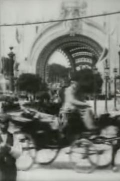 Best Documentary Movies of 1900 : Panoramic View of the Place de la Concorde