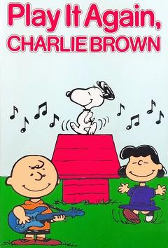 Best Animation Movies of 1971 : Play It Again, Charlie Brown
