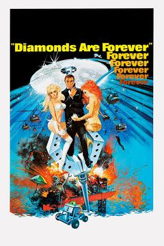 Best Action Movies of 1971 : Diamonds Are Forever