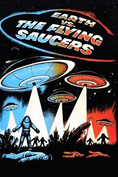 Best Action Movies of 1956 : Earth vs. the Flying Saucers