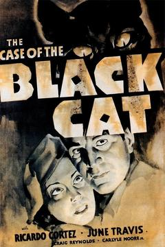 Best Crime Movies of 1936 : The Case of the Black Cat