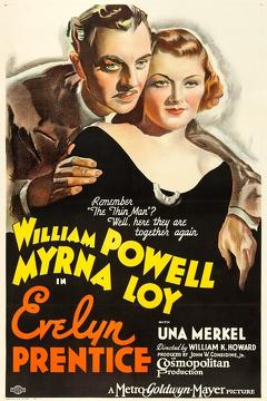 Best Mystery Movies of 1934 : Evelyn Prentice