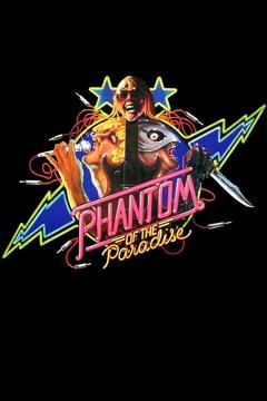 Best Music Movies of 1974 : Phantom of the Paradise