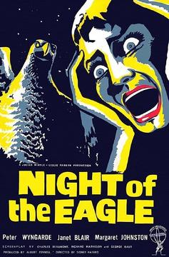Best Horror Movies of 1962 : Night of the Eagle