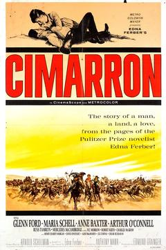 Best Western Movies of 1960 : Cimarron
