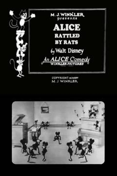 Best Animation Movies of 1925 : Alice Rattled by Rats