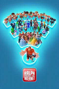 Best Adventure Movies of 2018 : Ralph Breaks the Internet