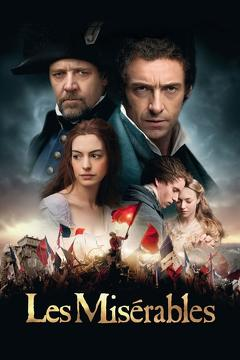 Best Drama Movies of 2012 : Les Misérables
