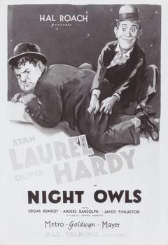 Best Comedy Movies of 1930 : Night Owls