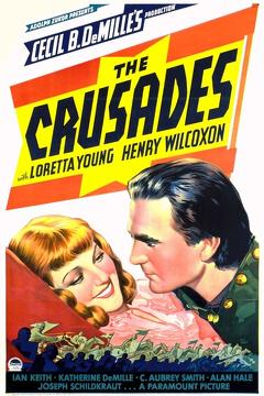 Best History Movies of 1935 : The Crusades