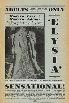 Best Documentary Movies of 1933 : Elysia, Valley of the Nude
