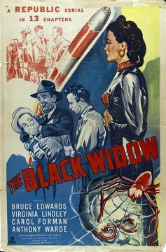 Best Action Movies of 1947 : The Black Widow