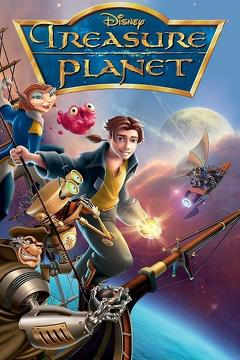 Best Animation Movies of 2002 : Treasure Planet