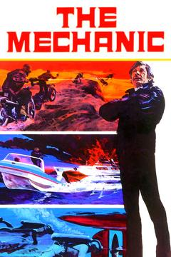Best Action Movies of 1972 : The Mechanic