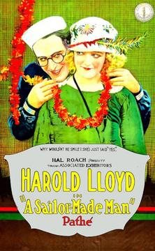 Best Comedy Movies of 1921 : A Sailor-Made Man