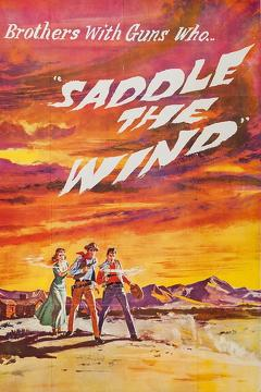Best Western Movies of 1958 : Saddle the Wind