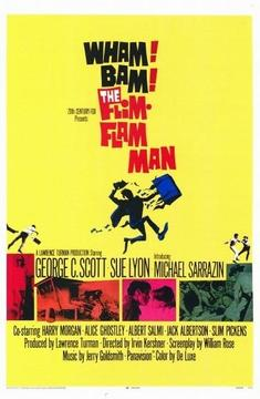 Best Comedy Movies of 1967 : The Flim-Flam Man