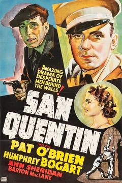 Best Action Movies of 1937 : San Quentin
