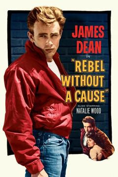 Best Movies of 1955 : Rebel Without a Cause