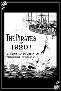 Best Adventure Movies of 1911 : Pirates of 1920