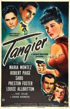 Best Adventure Movies of 1946 : Tangier