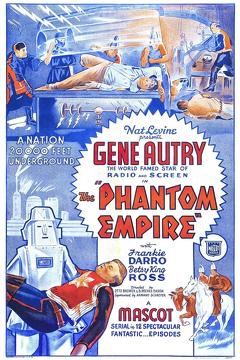 Best Science Fiction Movies of 1935 : The Phantom Empire