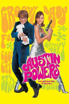 Best Comedy Movies of 1997 : Austin Powers: International Man of Mystery