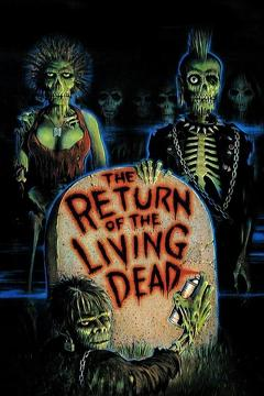 Best Comedy Movies of 1985 : The Return of the Living Dead