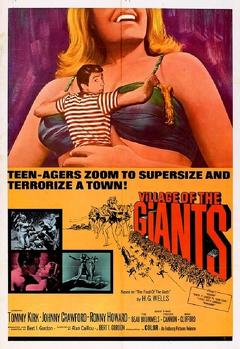 Best Science Fiction Movies of 1965 : Village of the Giants