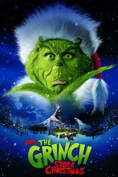 Best Family Movies of 2000 : How the Grinch Stole Christmas
