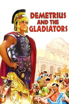 Best History Movies of 1954 : Demetrius and the Gladiators