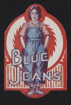 Best Drama Movies of 1917 : Blue Jeans