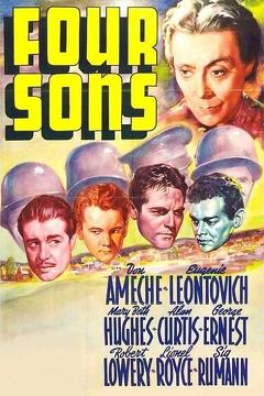 Best War Movies of 1940 : Four Sons