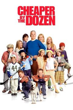 Best Family Movies of 2003 : Cheaper by the Dozen
