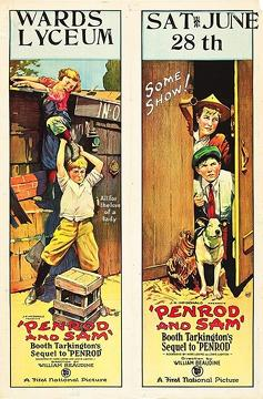 Best Drama Movies of 1923 : Penrod and Sam