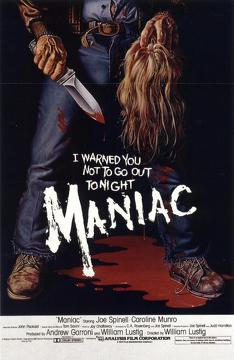 Best Horror Movies of 1980 : Maniac