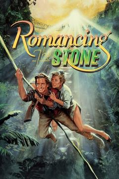 Best Action Movies of 1984 : Romancing the Stone