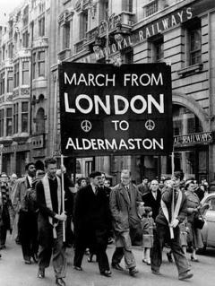 Best Documentary Movies of 1959 : March to Aldermaston