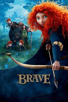 Best Fantasy Movies of 2012 : Brave